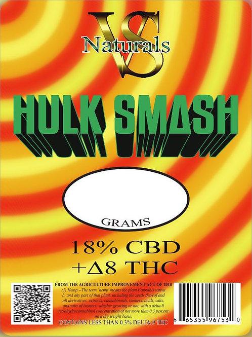 """VS Naturals 1/8oz """"Hulk Smash"""" D8 Flower"""
