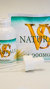 VS Naturals 1000mg Tincture 30ml