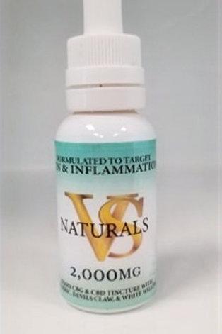 VS Naturals PAIN 2k