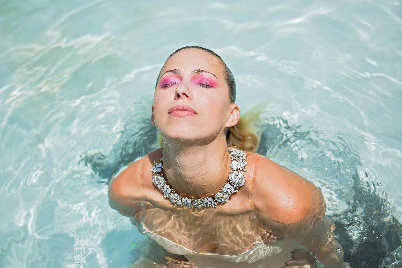Pool Photography Sessions Murfreesboro TN