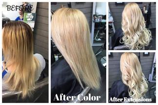 Tape In Hair Extensions Murfreesboro TN