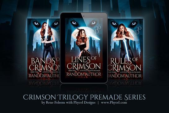 Paranormal Romance, PNR, Urban Fantasy Book Cover Premade