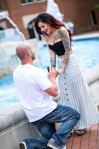Proposal Photographer Murfressboro TN
