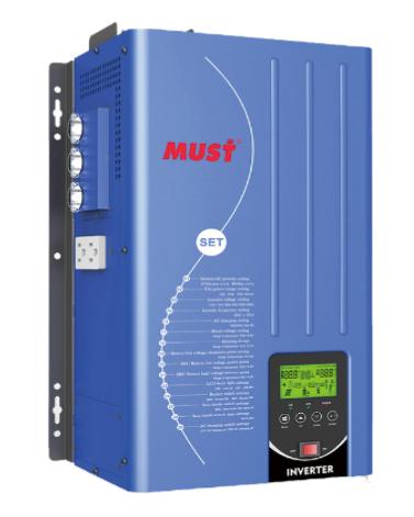 Inversor 3000w 24v Ep3300 Fase Dividida