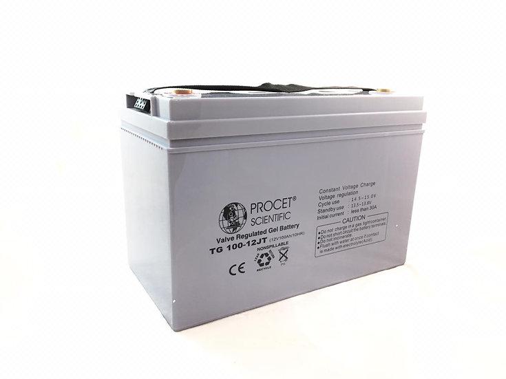 Bateria GEL 12V 100Ah