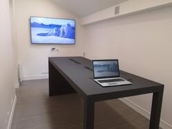 Table Lounge sur mesure
