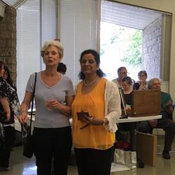 Elizabeth Pultz and Sharada Tadepall