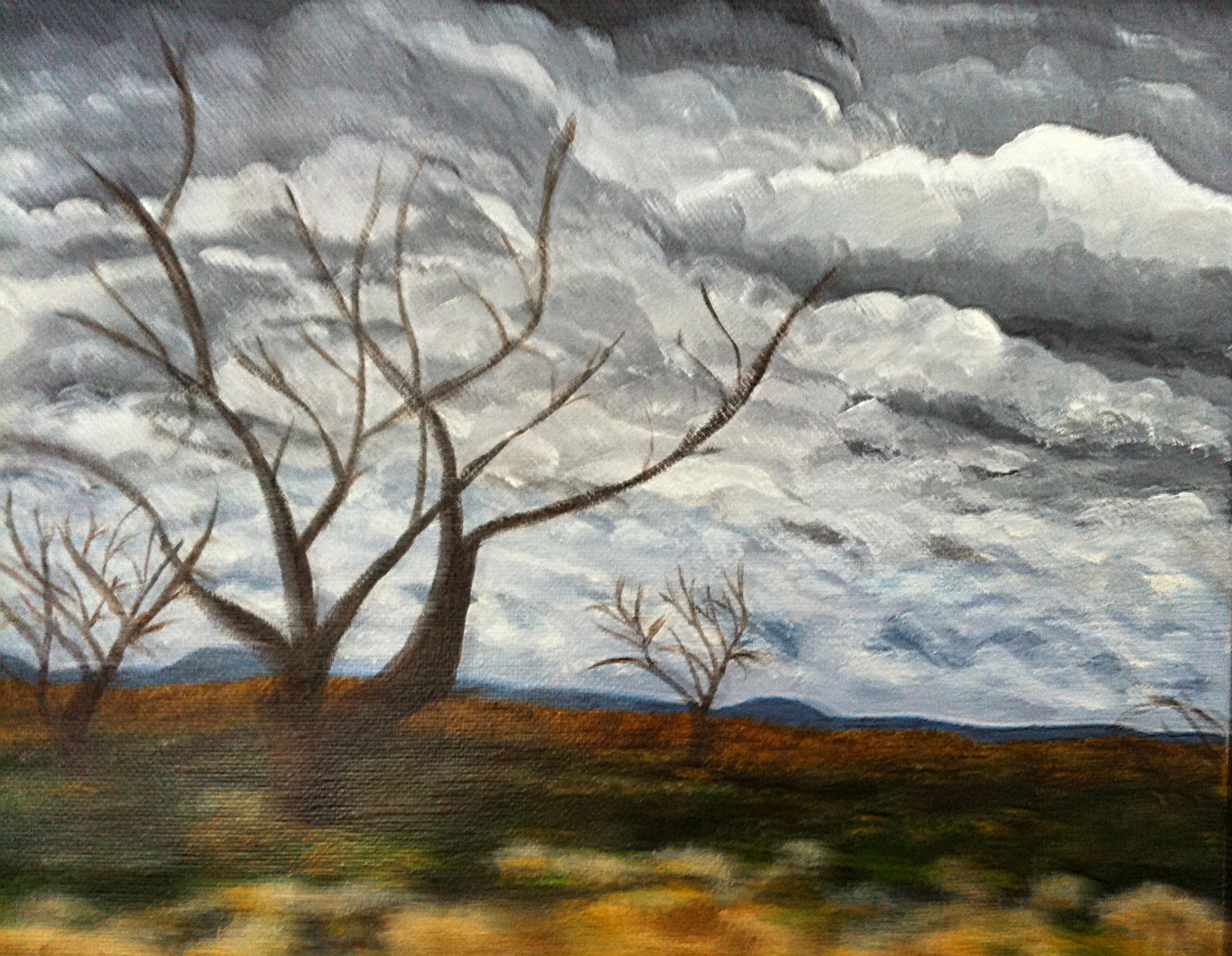 Rte 66: Texas Storm