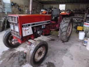 Tracteur 2 roues motrices