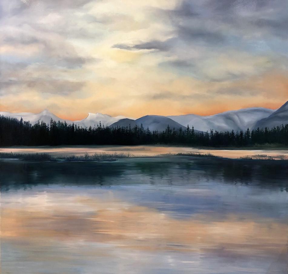 Returning - Vermillion Lakes