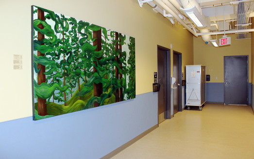 Blussen Spinal Cord Centre - VGH