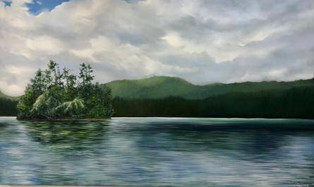 One Little Island (Desolation Sound)