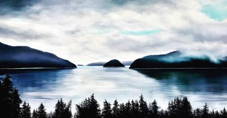 Through Howe Sound