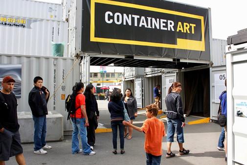 Container Art PNE