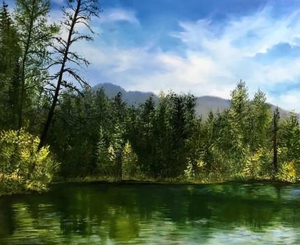 MacCarthy Lake / Invermere, BC