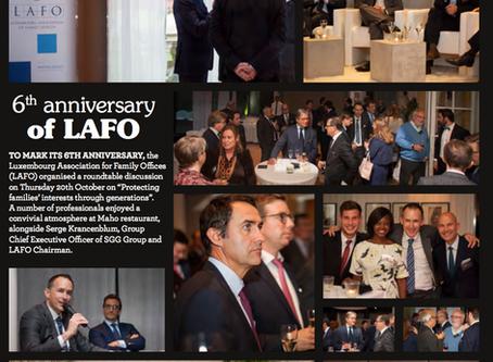 LAFO 6th Anniversary