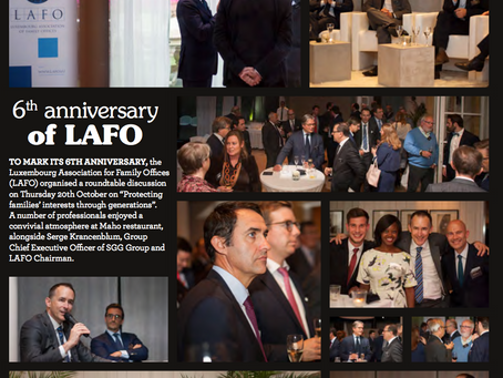 LAFO 6th Anniversary