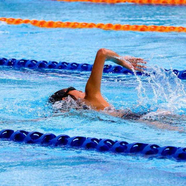 Swimming Pool 200m away!
