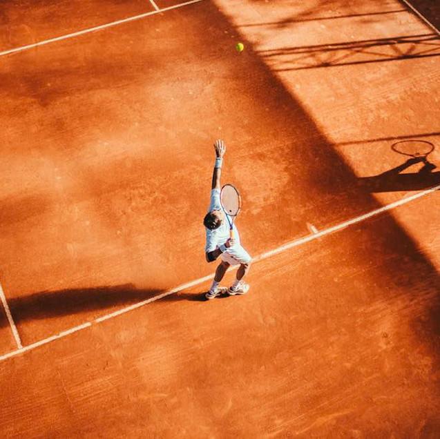 Tennis 3km away. We are members