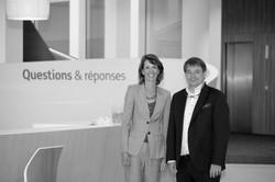 Christianne De Roy & Yves Verhulst