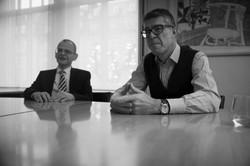 Thomas Steiger & Serge Karp