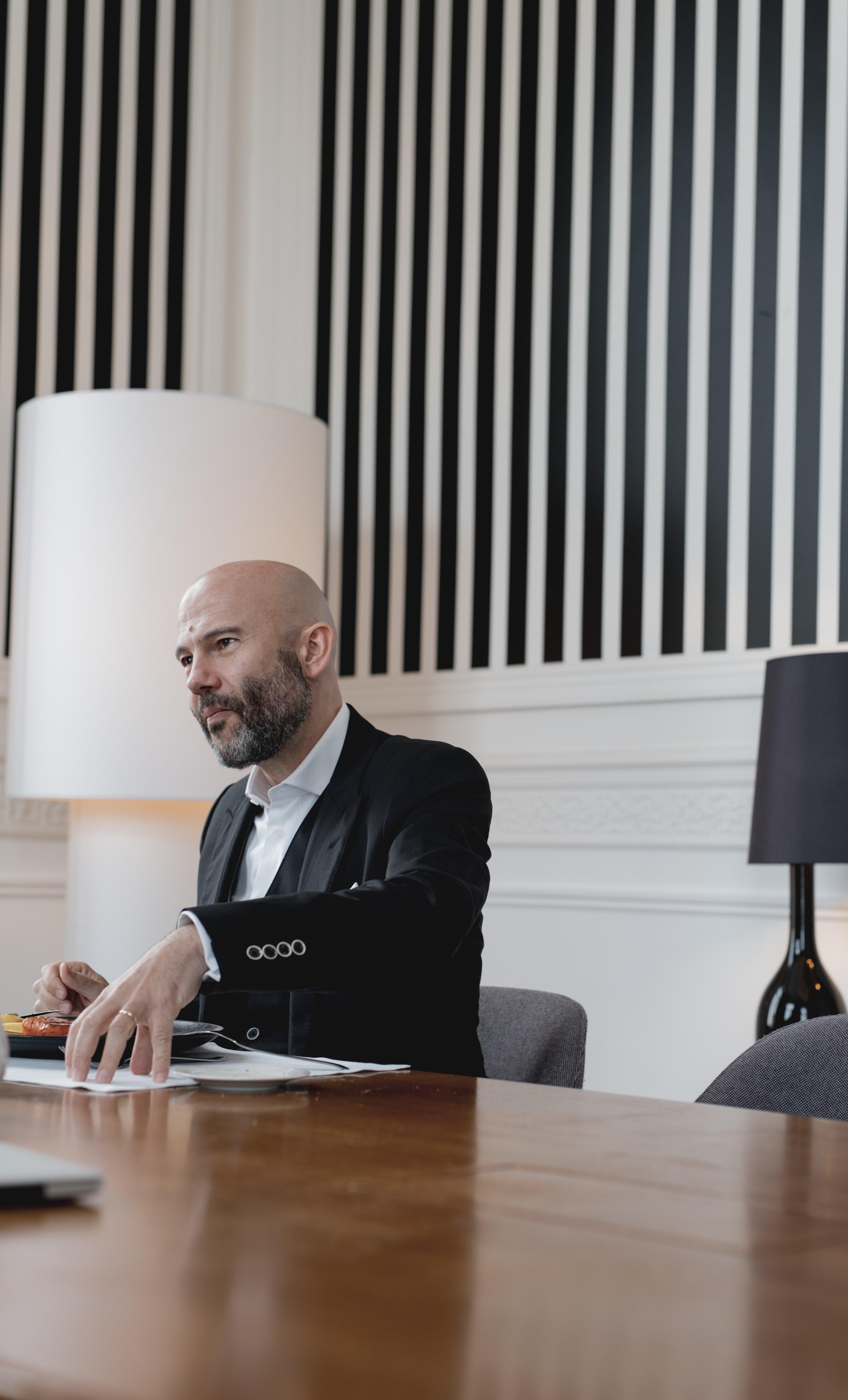 Serge Krancenblum - SGG Group