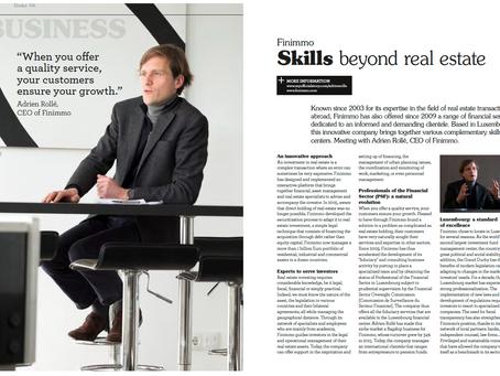 Finimmo : Skills beyond real estate