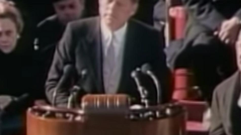John F. Kennedy's Inaugural Address