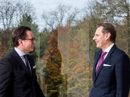 Frank Walenta and Wim Ritz (ZEDRA): Back in the family