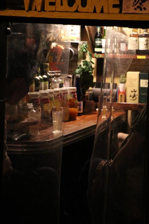 Bar pour 3