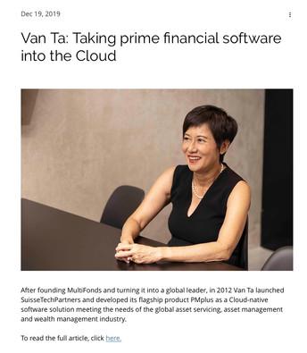 Van Ta article