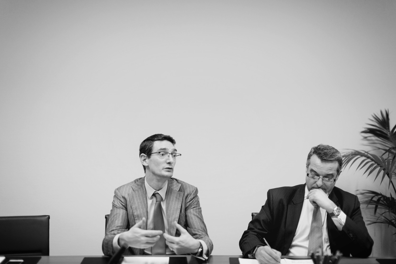 Eric Chinchon & Emmanuel Bégat