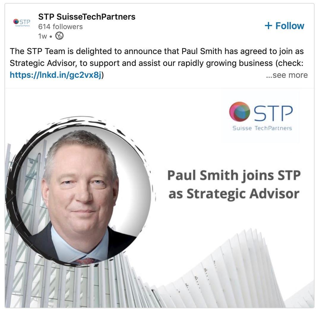 STP Linkedin