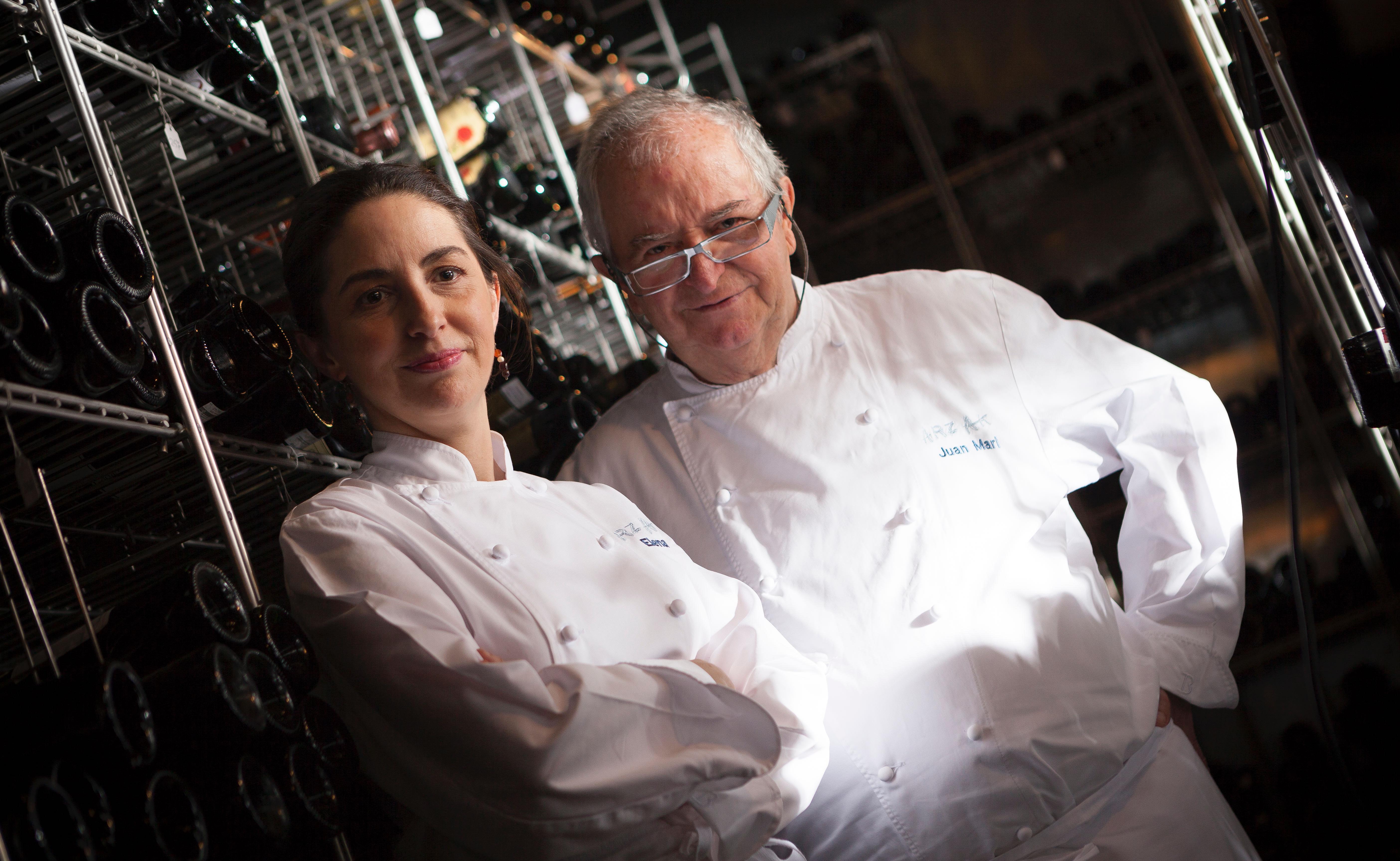 Elena & Juan-Mari Arzak
