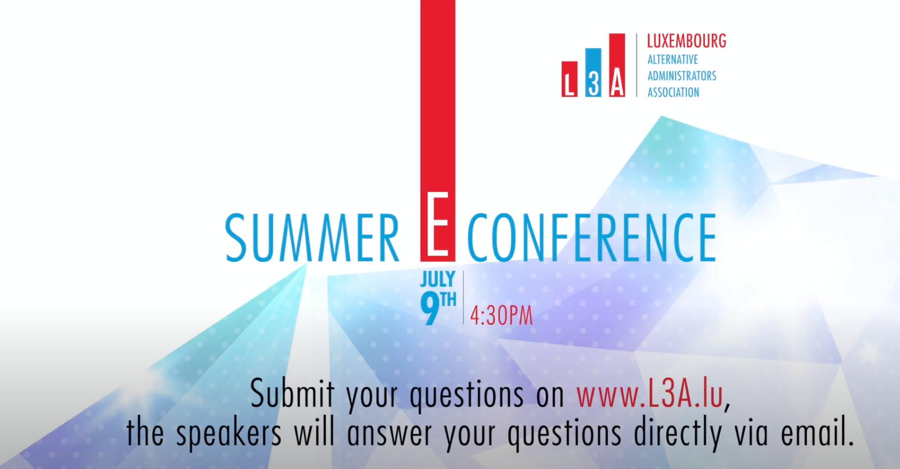 L3A Summer E-Conference 2020