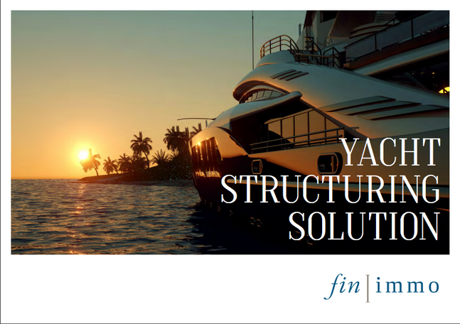 YACHT STRUCTURING SOLUTION