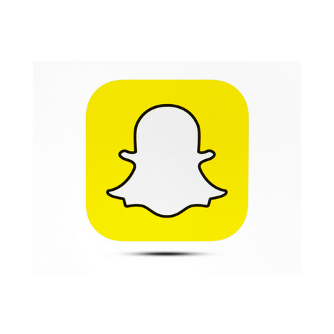 """Snapchat is an image messaging and multimedia mobile application amounting to 300 million + users (2018). The content shared on the app is only available for a short time before it becomes inaccessible. Features include sending short videos, live video chatting, messaging, sharing photos and videos via a chronological """"story"""" that's broadcasted to all your followers. It is very popular among young people."""