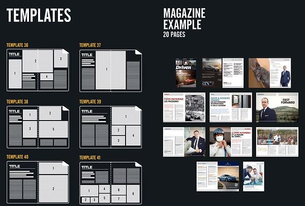 Game rules magazine