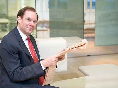 Interview: Roger H. Hartmann (EFPA): Cross-Border ESG Education