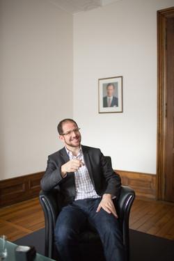 Jerome Bloch Interview