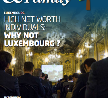 Finimmo in Wealth & Family