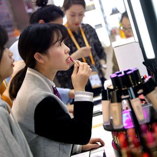 Makeup at L'Oreal