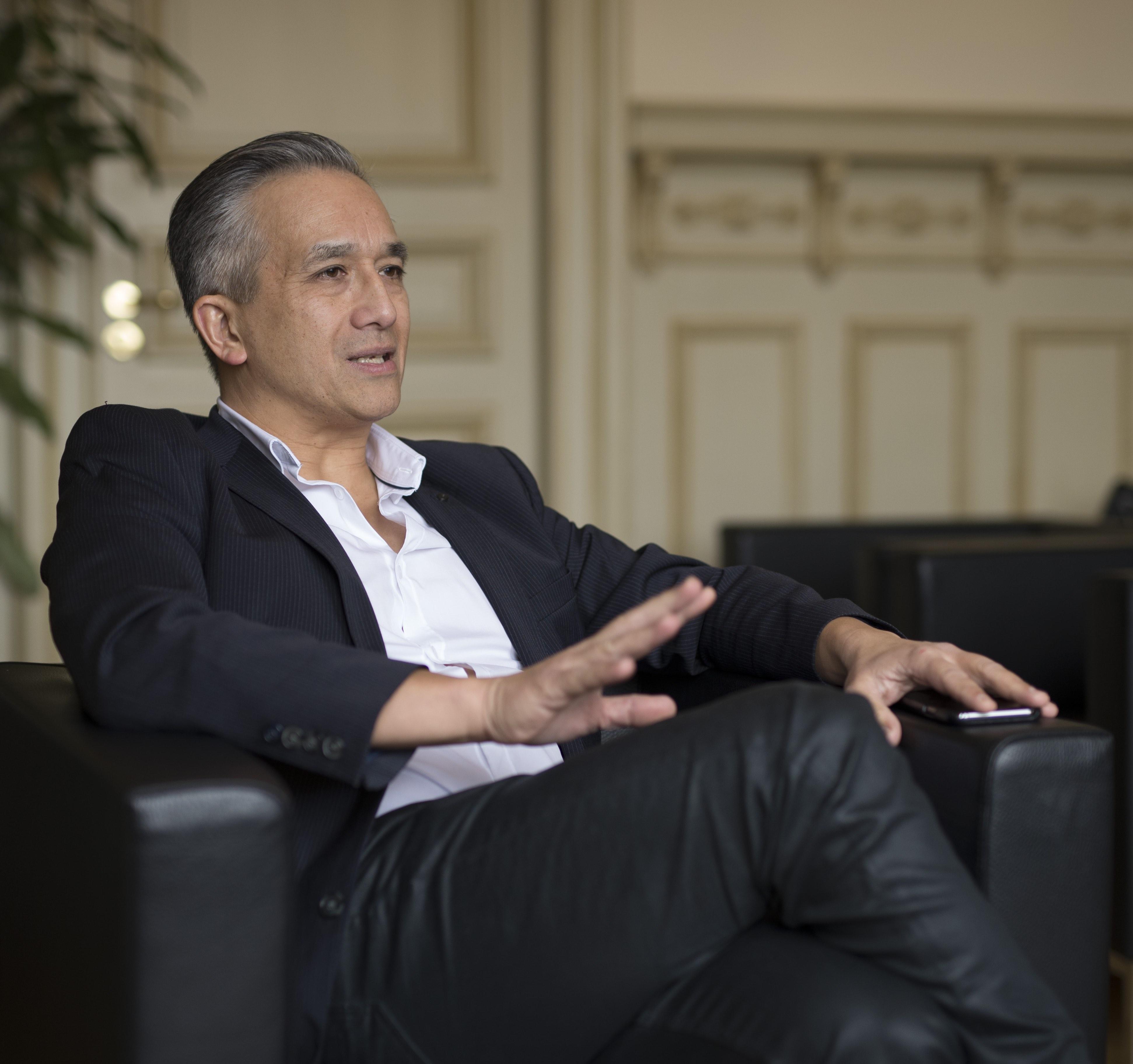 Gilles Moro - EMP Corp