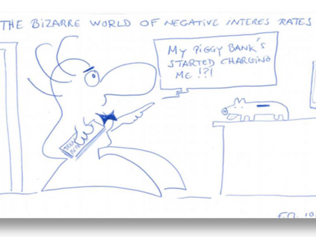 The unsuspected consequences of negative interest rates