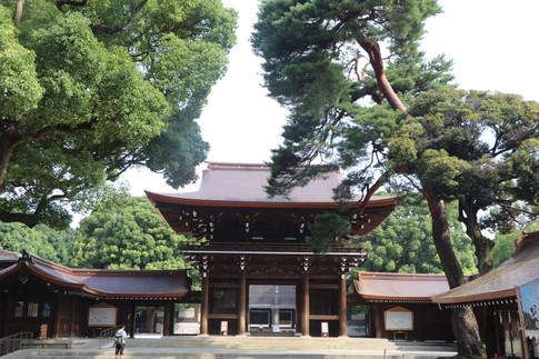 Temple Meiji