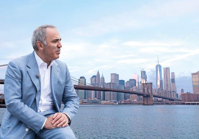 New York - Garry Kasparov
