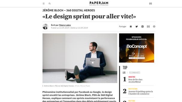 Paperjam - September 2019