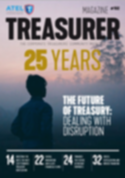 ATEL Treasurer 25 years