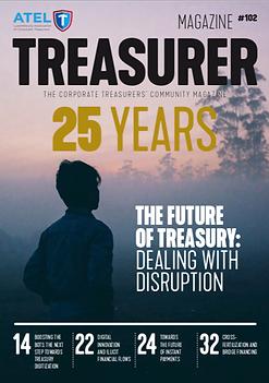ATEL Treasurer 25 years