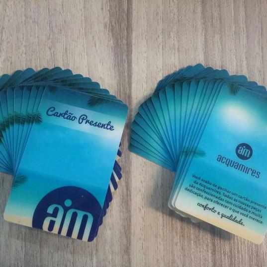 Cartões Presente